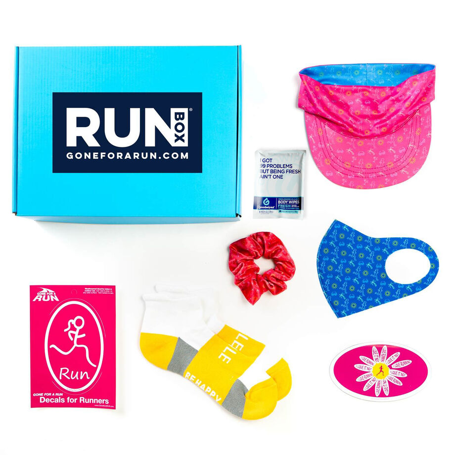 RUNBOX® Gift Set – Summer Run