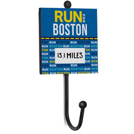 Running Medal Hook - Run For Boston (Dry Erase)