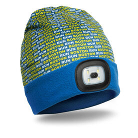 LED Performance Beanie - Boston