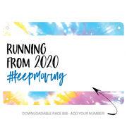 Virtual Race - Running From 2020 #keepmoving 5K (2020)