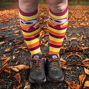 Virtual Race - Family Thanksgiving Run with Turkey Hat & Socks (2020)