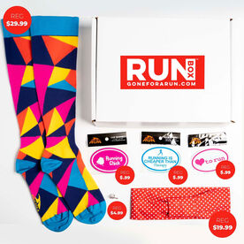 RUNBOX® Gift Set - Colorful Autumn