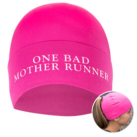 Performance Ponytail Cuff Hat One Bad Mother Runner
