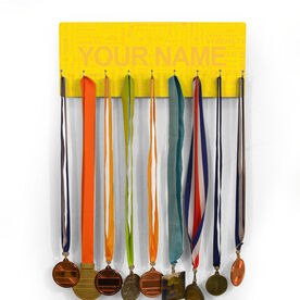 Hooked On Medals Hanger Running Inspiration
