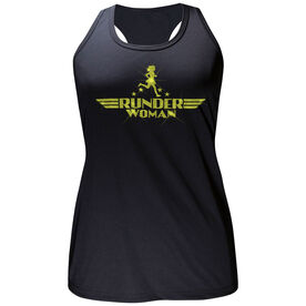Women's Performance Tank Top - Runder Woman