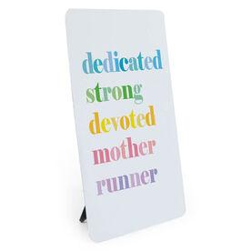 Running Desk Art - Mantra Mother