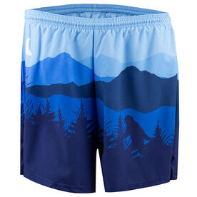 Guys Running Shorts - Mountain Call