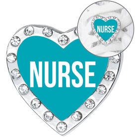 Running Shoelace Charm - Nurse
