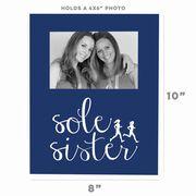Running Photo Frame - Sole Sister Script
