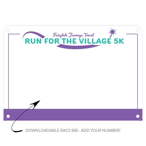 Virtual Race - FTJ Run For The Village 5K Run/Walk (2020)