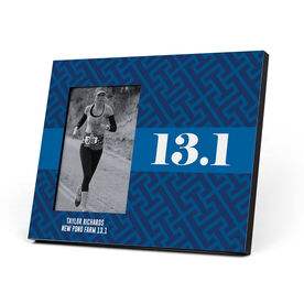 Running Photo Frame - Tread Pattern With Ribbon 13.1
