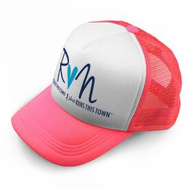 Running Trucker Hat - Run Heart MRTT SRTT