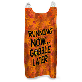 Running Now...Gobble Later Running Cape