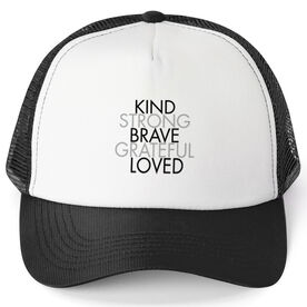 Trucker Hat - Kind & Strong