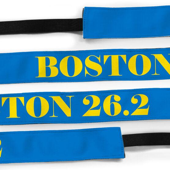 Running Julibands No-Slip Headbands - Boston 26.2