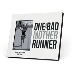 Running Photo Frame - One Bad Mother Runner