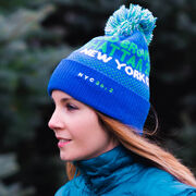 Running Knit Hat - New York 26.2