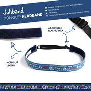 Running Juliband Non-Slip Headband - NYC 26.2