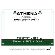 Virtual Race - Athena Triathletes Virtual Multisport Event (2020)