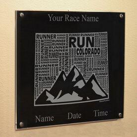 Colorado State Runner Wall Art
