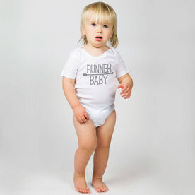 Running Baby One-Piece - Runner Baby
