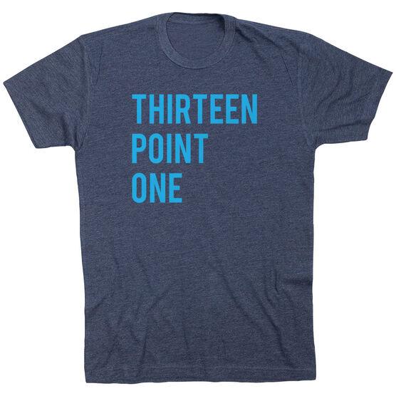 Running Short Sleeve T-Shirt - Thirteen Point One