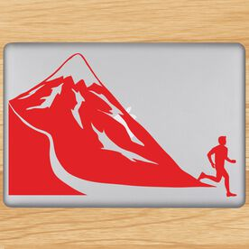 Trail Runner (Male) Removable GoneForaRunGraphix Laptop Decal