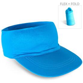 Running Comfort Performance Visor - Blue