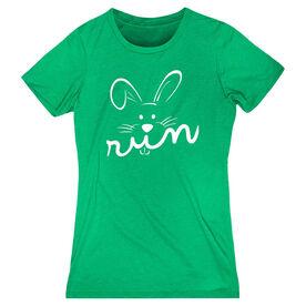 Women's Everyday Runners Tee - Hoppy Run