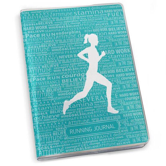 GoneForaRun Running Journal - Running Inspiration Female
