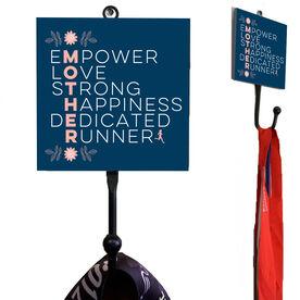 Medal Hook Mother Runner