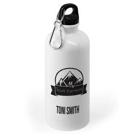 Running 20 oz. Stainless Steel Water Bottle - Custom Logo