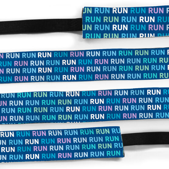 Running Julibands No-Slip Headbands - Run Pattern