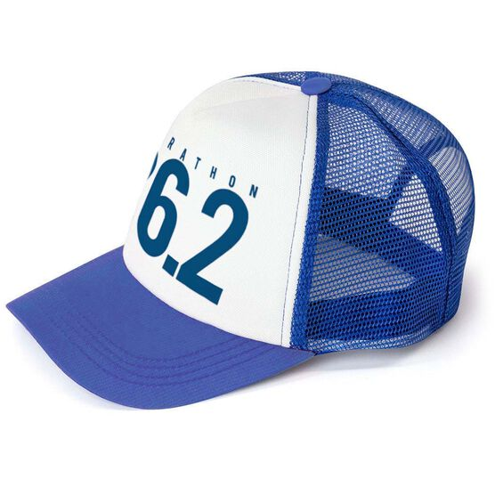 Running Trucker Hat 26.2 Marathon
