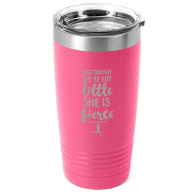 Running 20 oz. Double Insulated Tumbler - She is Fierce