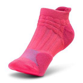 RunTechnology® Performance Socks (Pink)