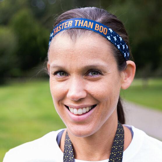 Running Julibands No-Slip Headbands - Faster Than Boo