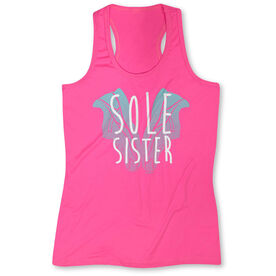 Women's Performance Tank Top Sole Sister Love