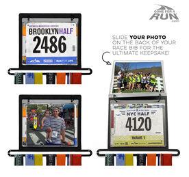 BibFOLIO+™ Race Bib and Medal Display