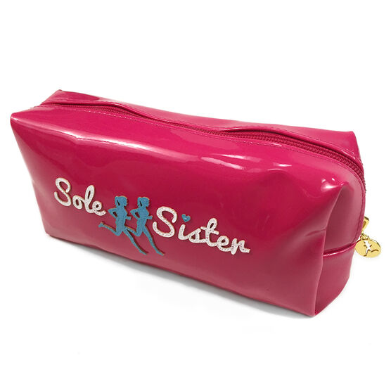 Sole Sister Runner's Cosmetic Bag - Lexi