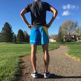 Guys Running Shorts -Run With Unicorns