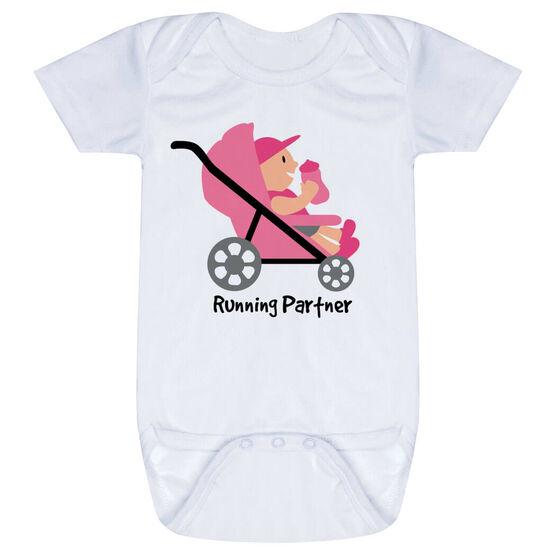 Running Baby One-Piece - Running Partner