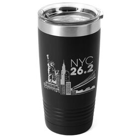 Running 20 oz. Double Insulated Tumbler - NYC 26.2