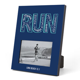 Running Photo Frame - Run With Inspiration