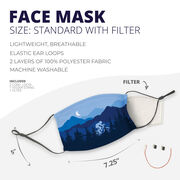 Triathlon Face Mask - Mountain Call Bike