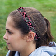 Running Juliband No-Slip Headband - 13.1 Math Miles
