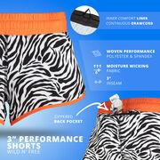 "Wild n' Free 3"" Performance Shorts"
