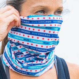 Running Multifunctional Headwear - Run Chicago RokBAND