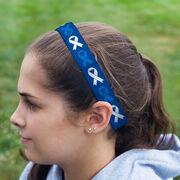 Athletic Juliband No-Slip Headband - Ribbons