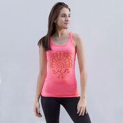 Running Women's Athletic Tank Top - Runner Turkey